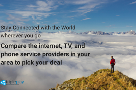 Best Internet Provider | Internet Service Providers near me Infographic