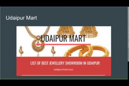 Best Jewellery Showroom in Udaipur Infographic