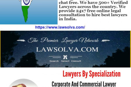 Best Lawyers in India Infographic