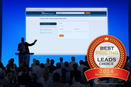 Best Lead Providers Infographic