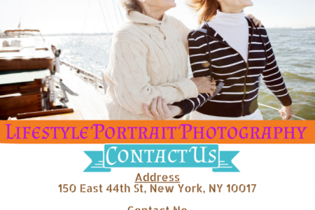 Best Lifestyle Portrait Photography Services Infographic