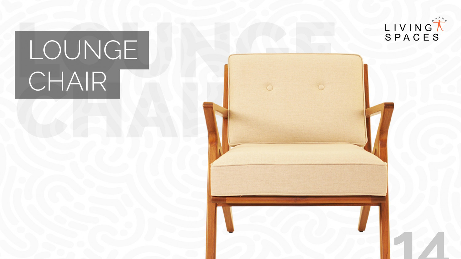 Best Lounge Chair by Living Spaces Infographic