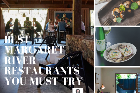 Best Margaret River Restaurants Infographic