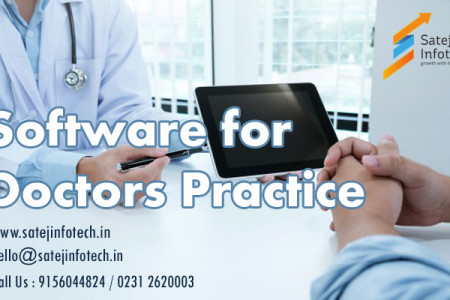 Best Medical Practice Management Software Infographic