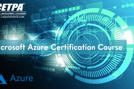 Best Microsoft Azure Certification Course in Noida  Infographic
