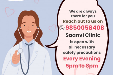 Best Obstetric Gynaecology Clinic in Pune Infographic
