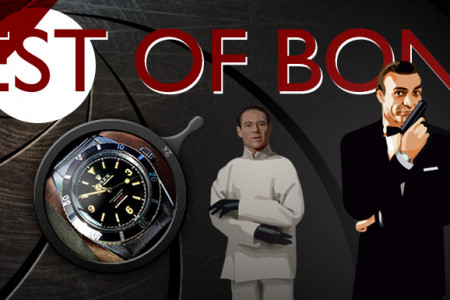 Best of Bond: 007's Greatest Gadgets Through the Ages Infographic