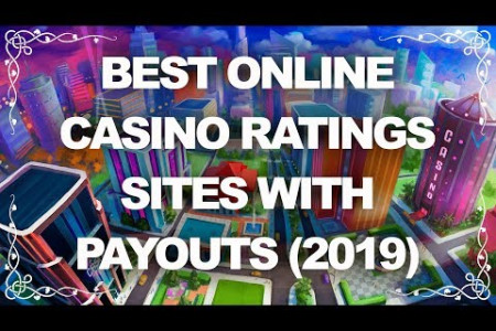 Best Online Casino Ratings. Sites with Payouts (2019) Infographic