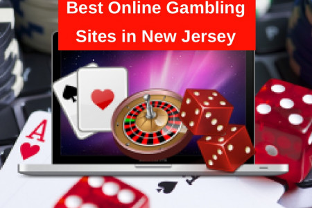 Best Online Gambling sites in New Jersey Infographic