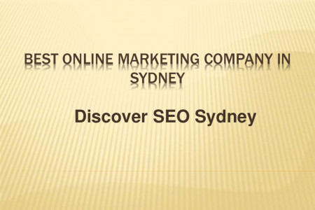 Best Online Marketing Company in Sydney Infographic