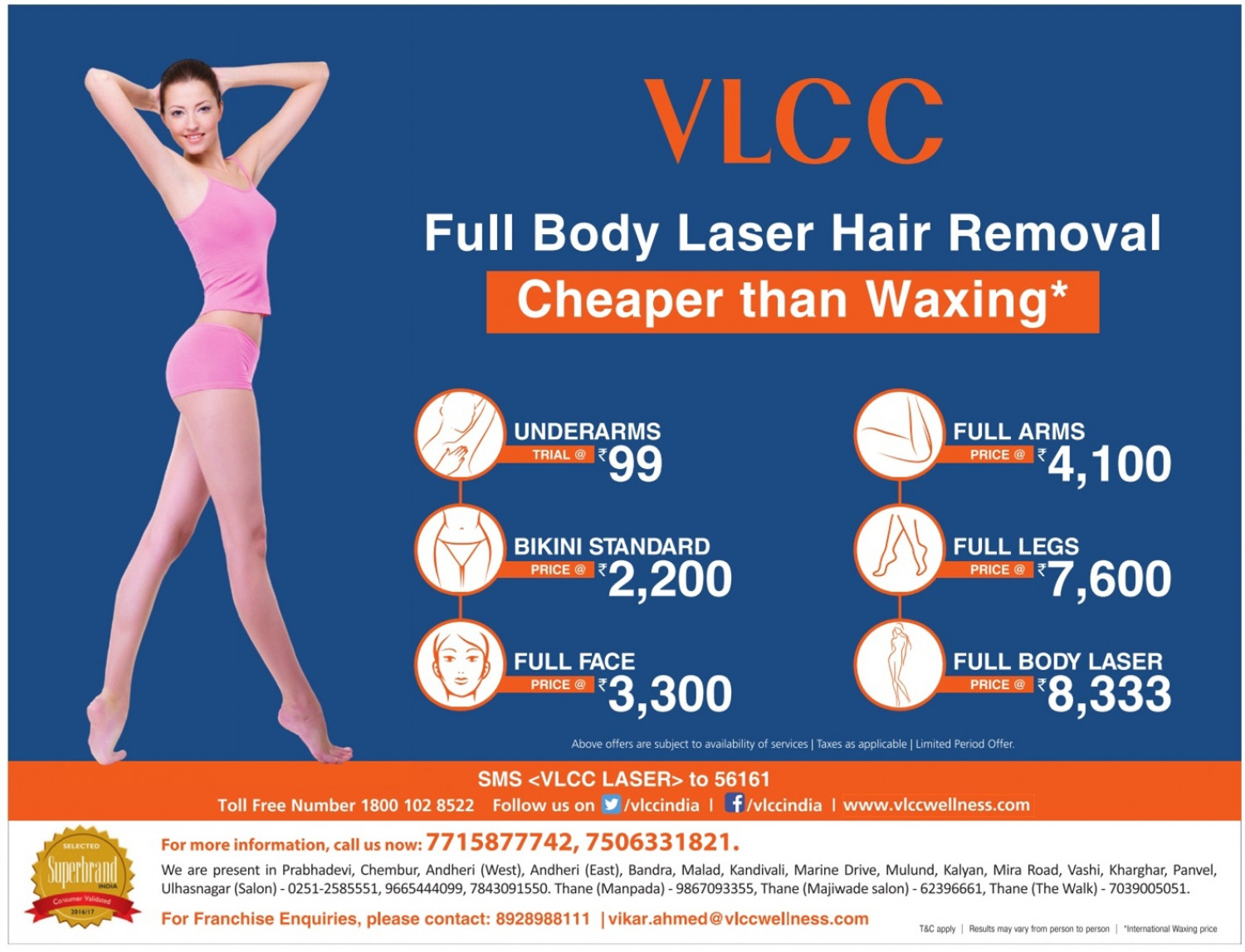Best Option for Permanent Hair Reduction Infographic