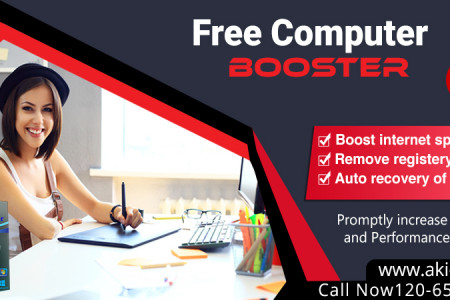Best PC Booster Software Infographic