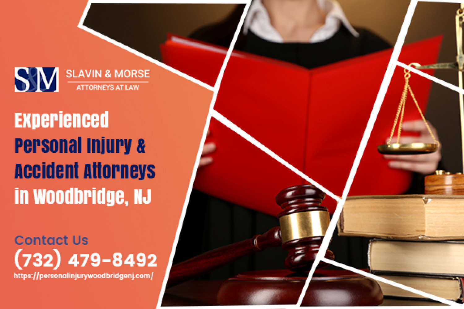 Best personal injury & accidents attorney in NJ Infographic
