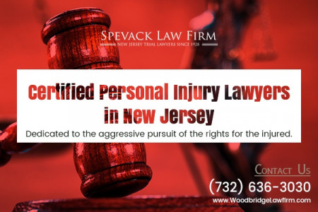 Best personal injury lawyer Union County NJ Infographic