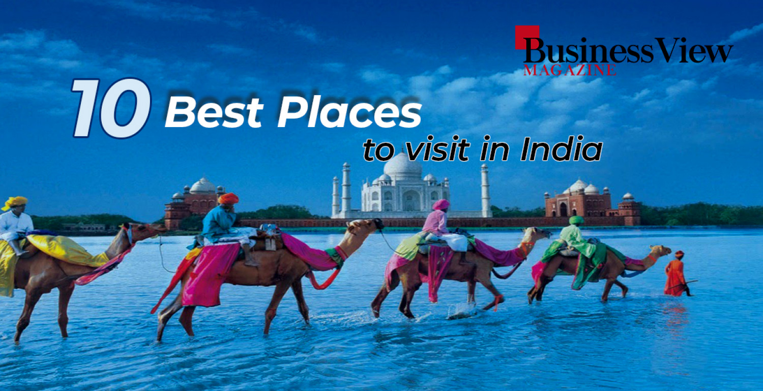 BEST PLACES TO VISIT IN INDIA  Infographic