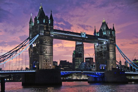 Best places to visit in London in 2019 Infographic