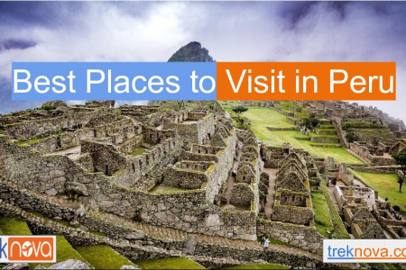 Best Places to Visit in Peru Infographic