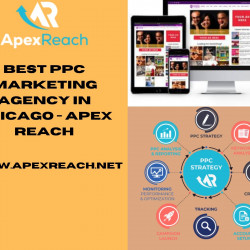 Best PPC Marketing Agency in Chicago - Apex Reach | Visual.ly