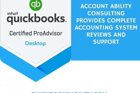 Best Quickbooks Accountant Support Infographic