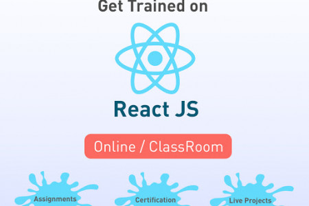 Best ReactJS Training Institute in Bangalore Infographic