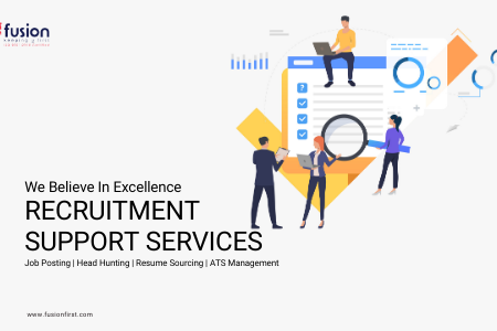 Best Recruitment Process Outsourcing Services Company Infographic