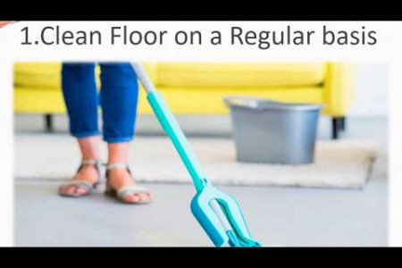 Best Regular Building Cleaning Tips Infographic