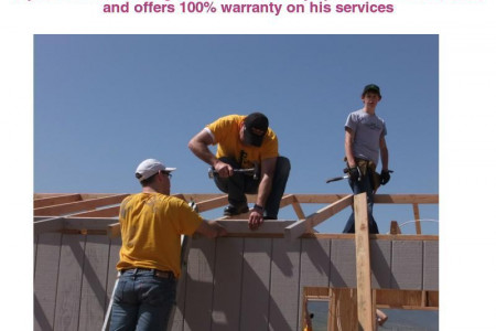 Best Roofing Contractor In Boise, Idaho Infographic