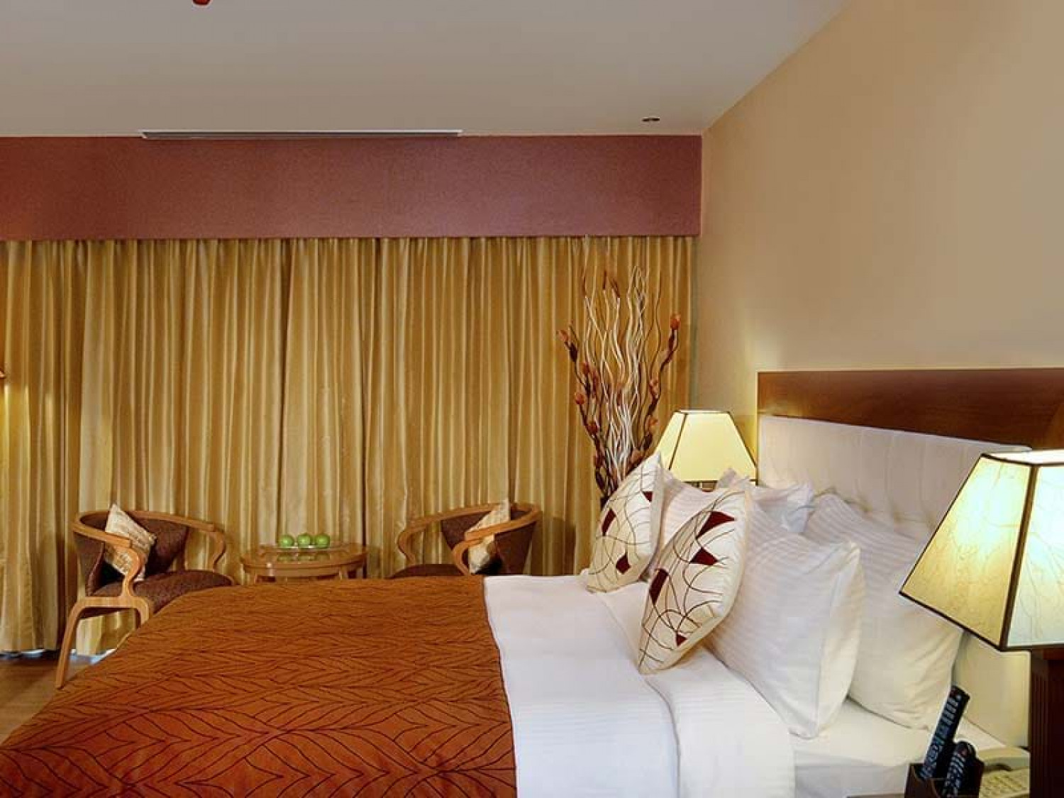 Best Rooms in Hyderbad - Fortune Park Vallabha Infographic