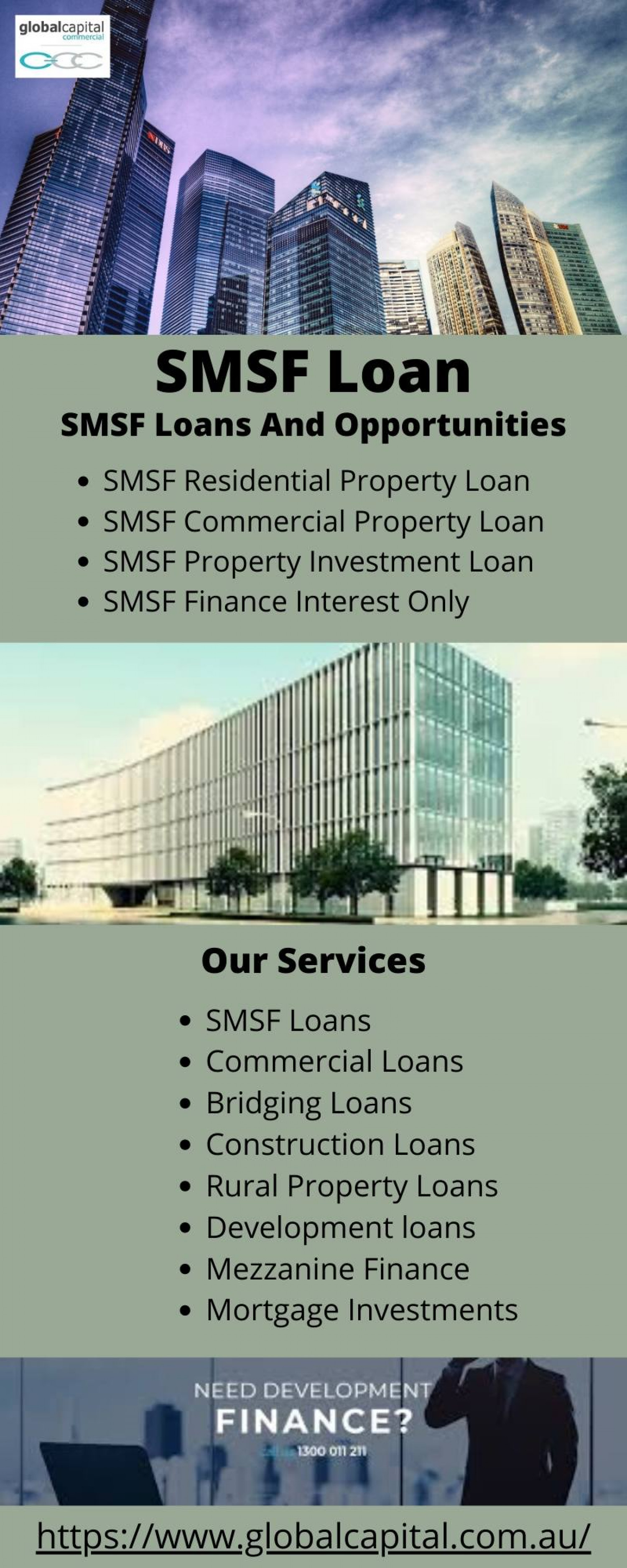 Best SMSF Loan Infographic