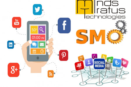Best Social Media Optimization Company SMO Services in Kalkaji, Delhi, India Infographic