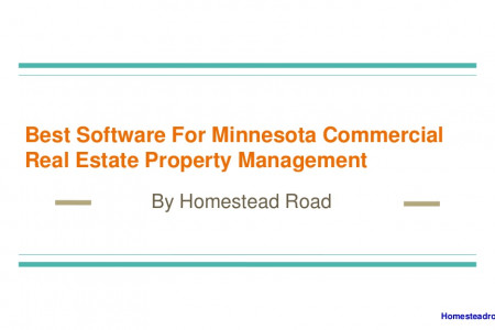 Best Software For Minnesota Commercial Real Estate Property Management Infographic