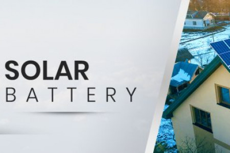 Best Solar Batteries in India by Qwik Batteries Infographic