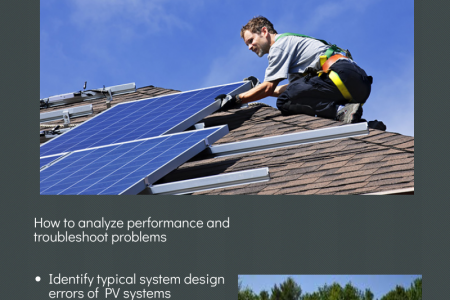 Best Solar Technician Program in NYC Infographic