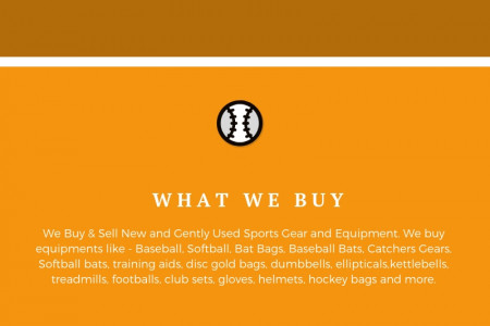 Best Sporting Goods Store | Play It Again Sports  Infographic