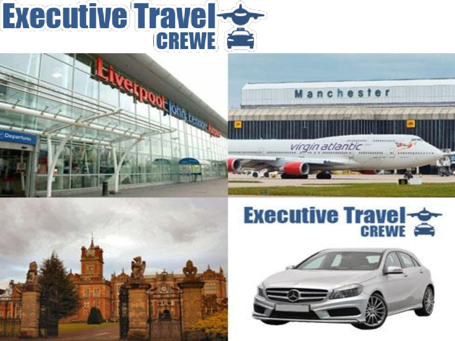 Best Taxi Services Manchester Airport - Crewe Taxi Infographic