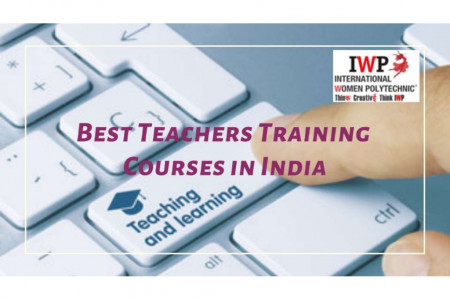 Best Teachers Training Courses in India Infographic