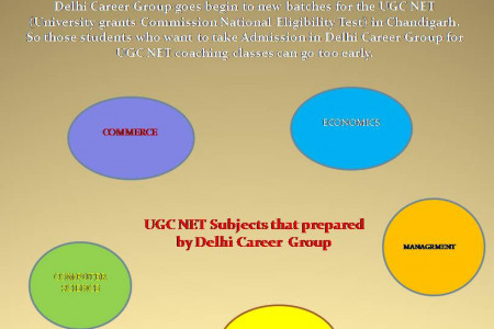 Best UGC NET Exam Coaching Centre  in Chandigarh Infographic