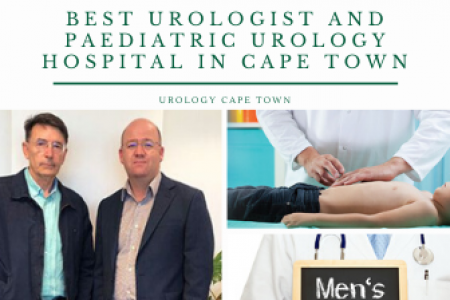 Best Urologist and Paediatric Urology Hospital in Cape Town Infographic