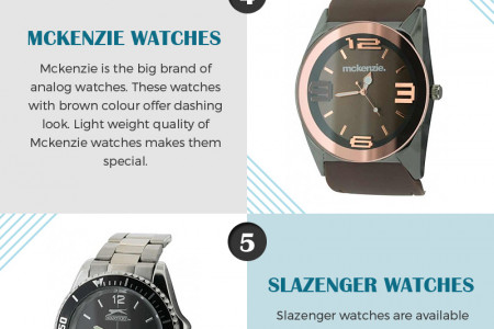 Best Watches for Every Budget Infographic