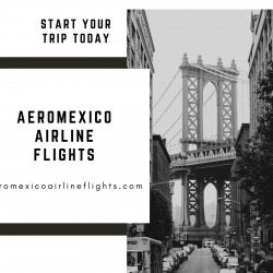 Best way to fly with Aeromexico Airline Flights .