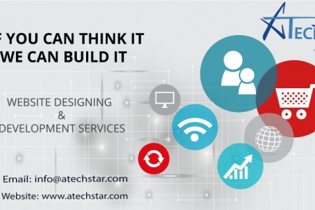 Best Website design & development company in Vadodara Infographic