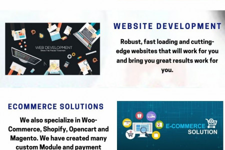 Best Website Design And Development Company Infographic