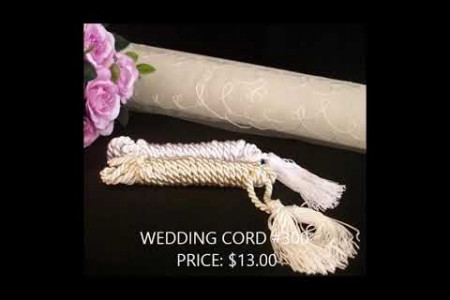 Best Wedding Cord, Pillows, Veil at BarongsRus Infographic