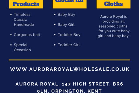 Best Wholesale Clothing for Kids in UK Infographic