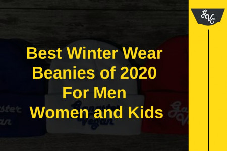 Best Winter Wear Beanie For Men Women and Kids Infographic