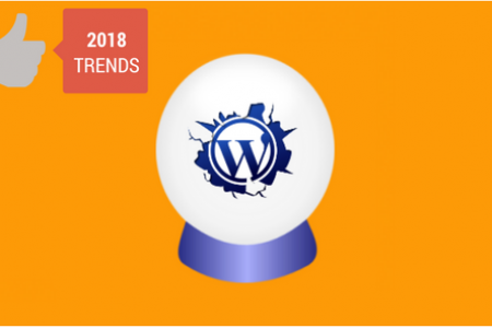 Best WordPress Design Trends for 2018 Infographic