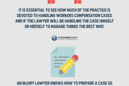 Best Work Injury Lawyer Can Help You Most Efficiently Infographic