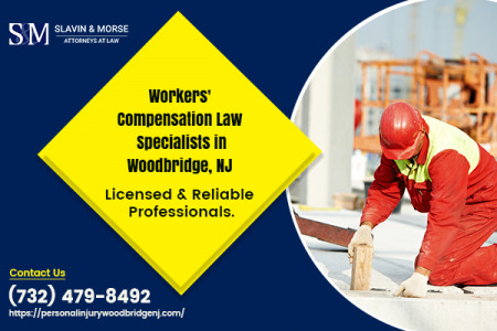 Best workers compensation lawyers in New Jersey Infographic