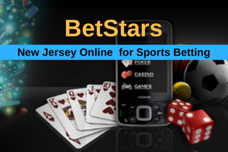Betstars New Jersey Online for Sports Betting Infographic