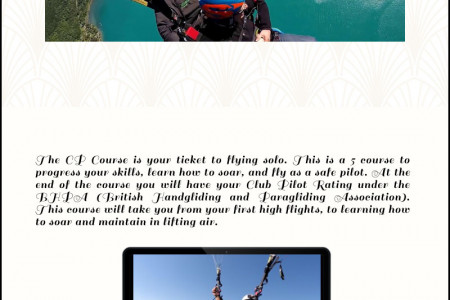 Bhpa Club Pilot Course | Flyeo Paragliding Infographic